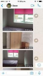 3 double rooms to rent
